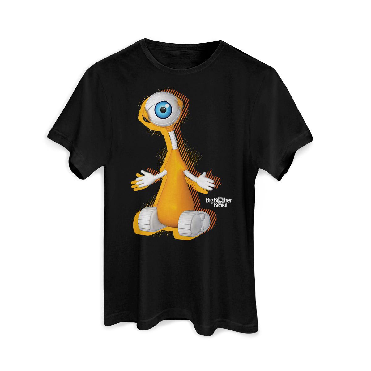 Camiseta Masculina Big Brother Brasil 15 RoBBB