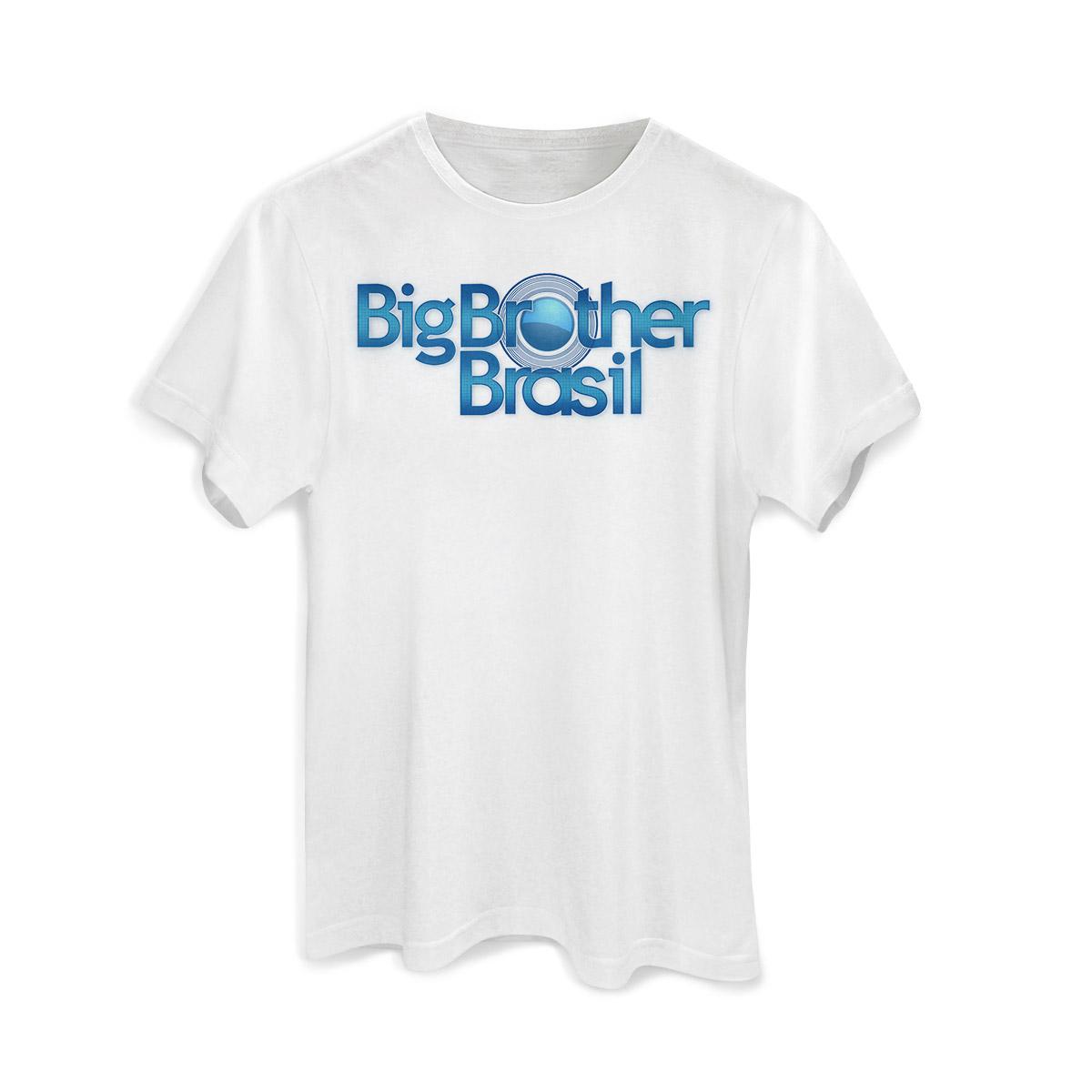 Camiseta Masculina Big Brother Brasil BBB15 Modelo 2
