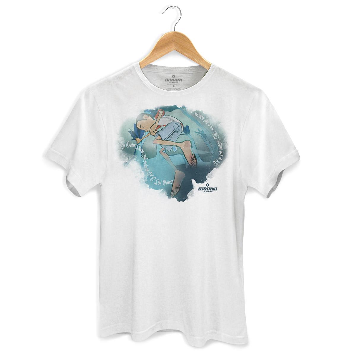 Camiseta Masculina Biquini Cavadão Só Quem Sonha Acordado