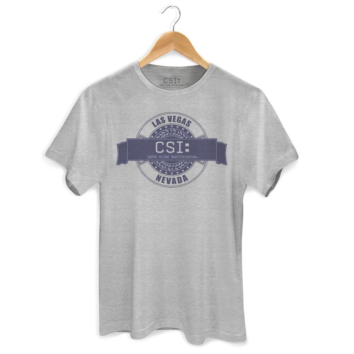Camiseta Masculina CSI Nevada