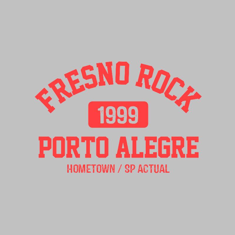 Camiseta Masculina Fresno Rock