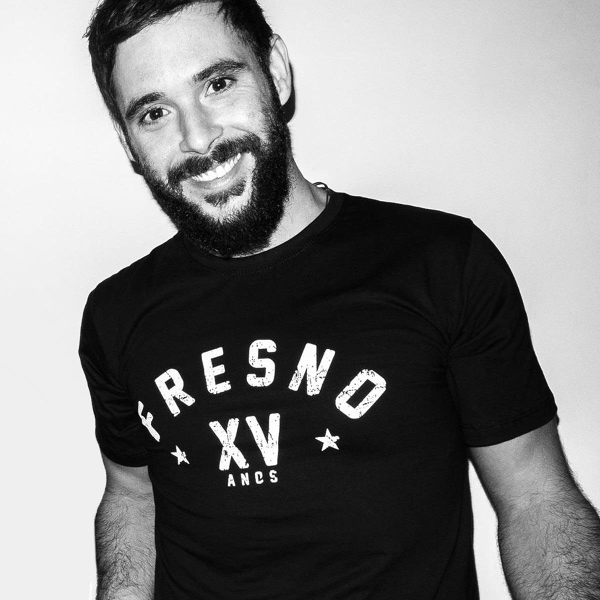 Camiseta Masculina Fresno XV Anos Star