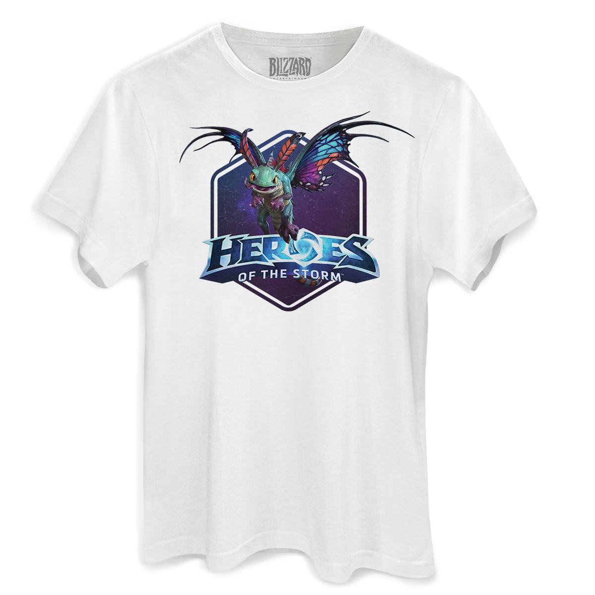 Camiseta Masculina Heroes Of The Storm Asaluz