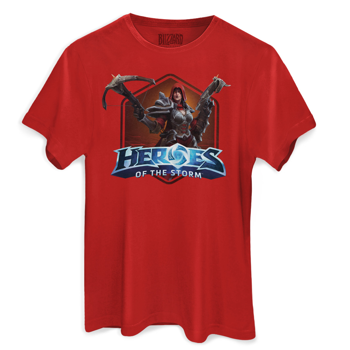 Camiseta Masculina Heroes Of The Storm Valla