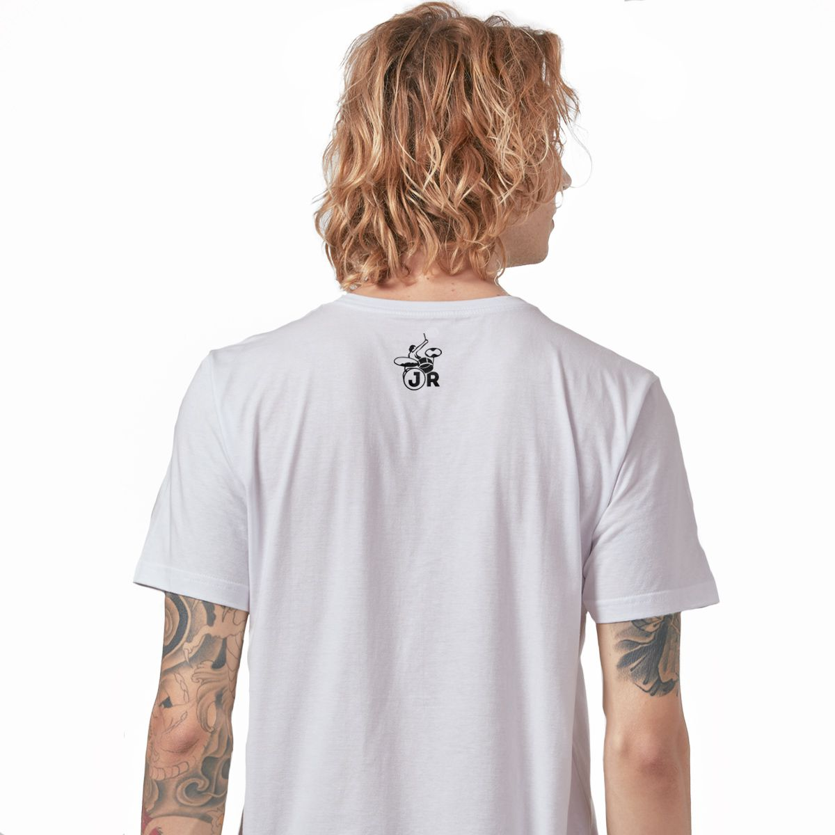 Camiseta Masculina João Rock Rock N' Roll
