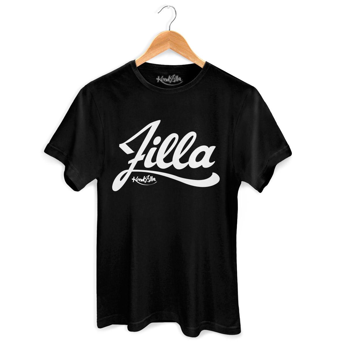Camiseta Masculina Kondzilla Zilla Black