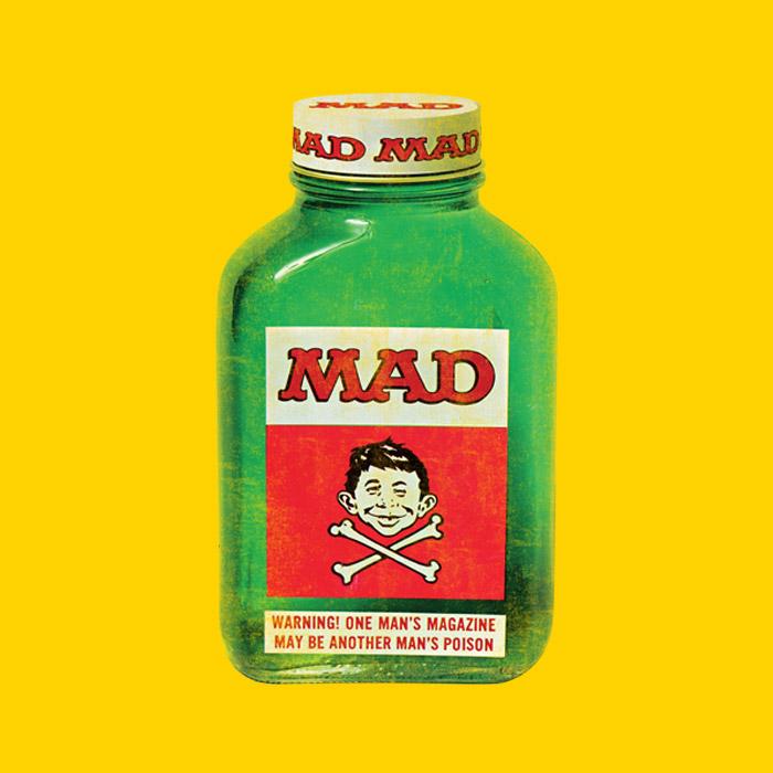 Camiseta Masculina MAD Poison