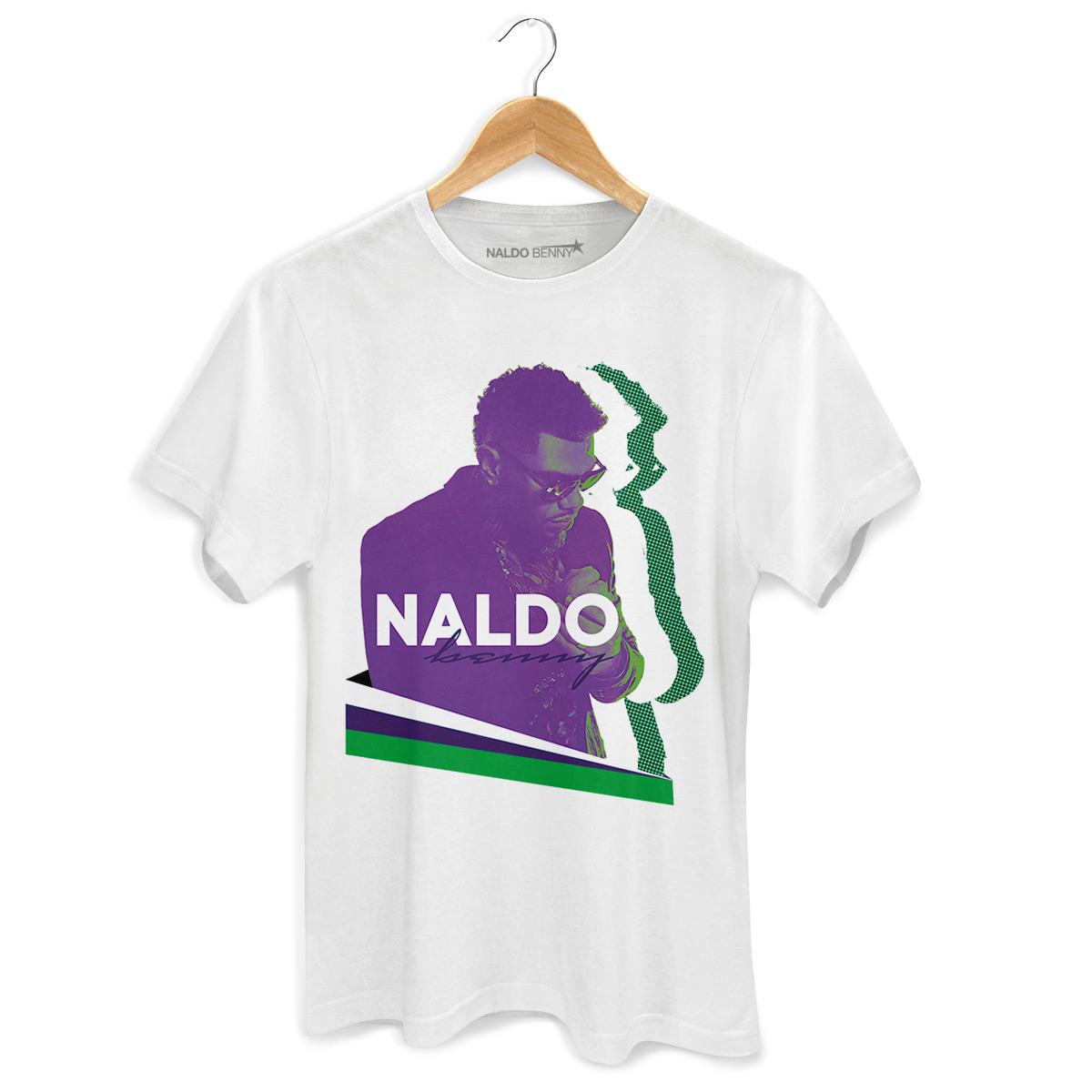 Camiseta Masculina Naldo Benny Colors