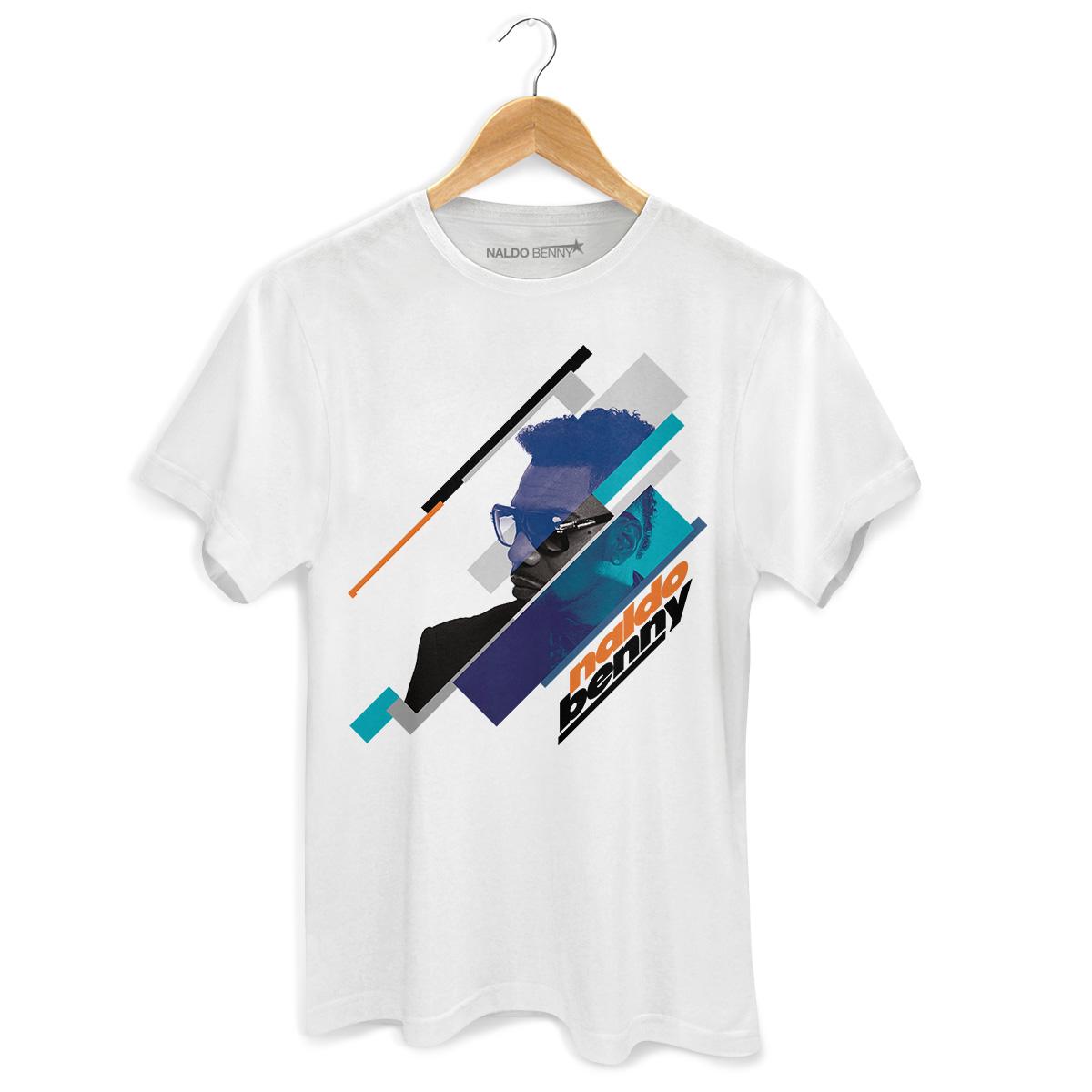 Camiseta Masculina Naldo Benny Perfil