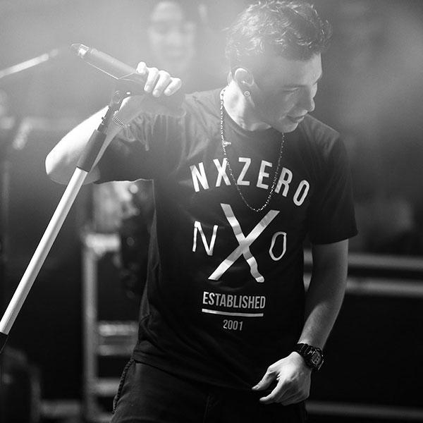 Camiseta Masculina NXZero NX0