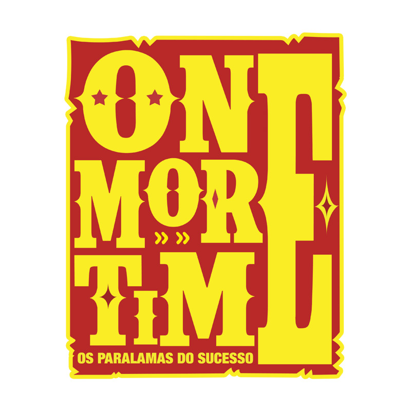Camiseta Masculina Os Paralamas Do Sucesso One More Time
