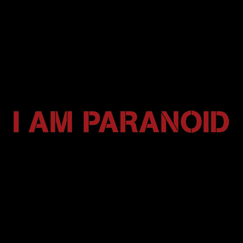 Camiseta Masculina Roger Waters I am Paranoid