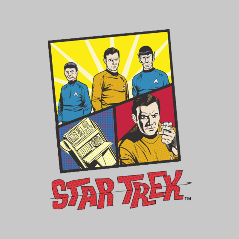 Camiseta Masculina Star Trek Mens Of