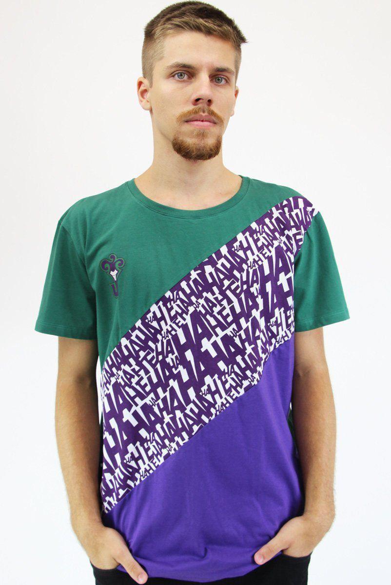 Camiseta Masculina The Joker HAHA Classic