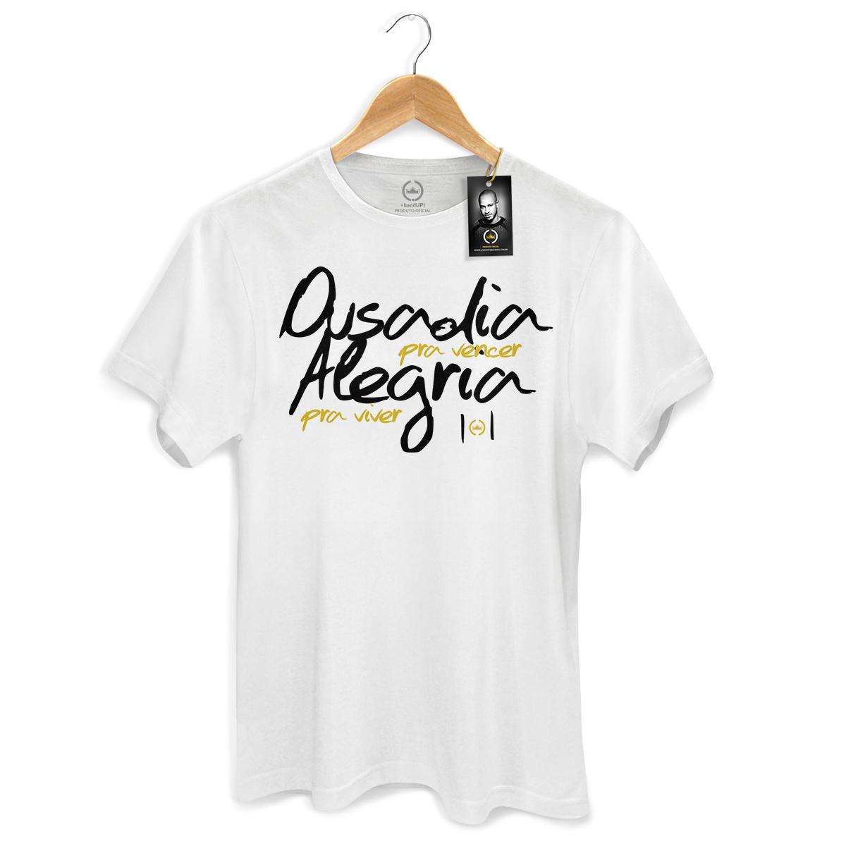Camiseta Masculina Thiaguinho Ousadia Pra Vencer