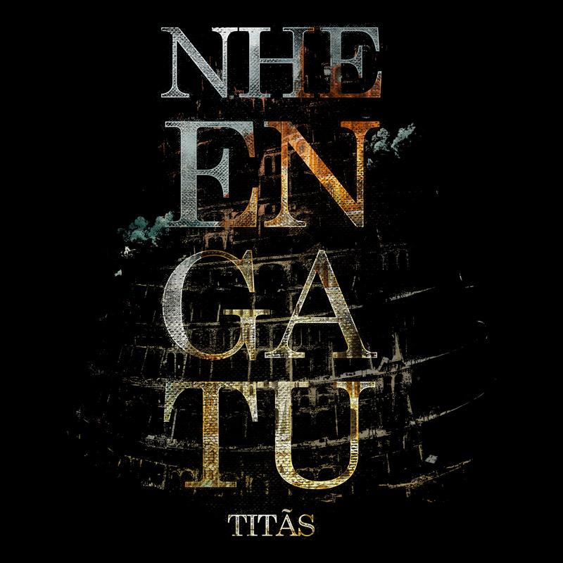Camiseta Masculina Titãs Nheengatu