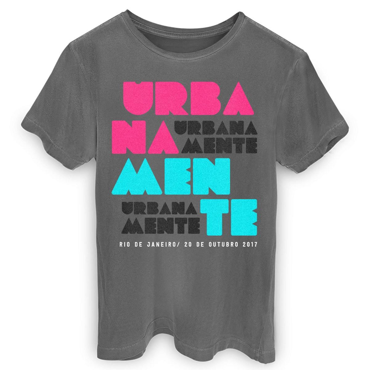 Camiseta Masculina urbanamente Date