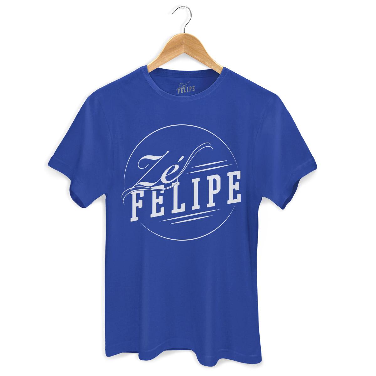 Camiseta Masculina Zé Felipe Logo