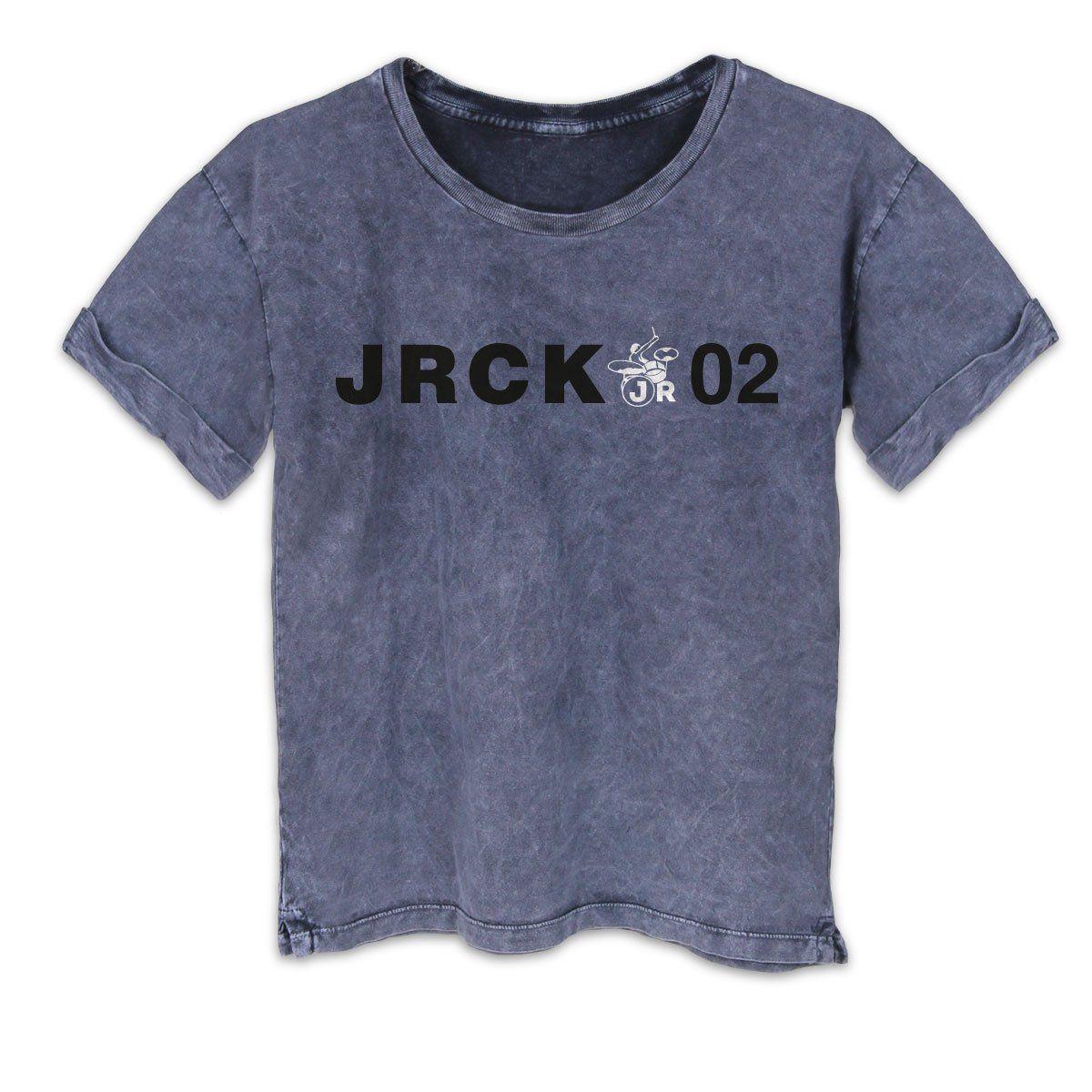 Camiseta Premium Feminina João Rock Logo