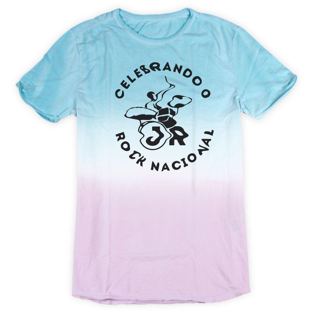 Camiseta Tie Dye Masculina João Rock Psicodelia