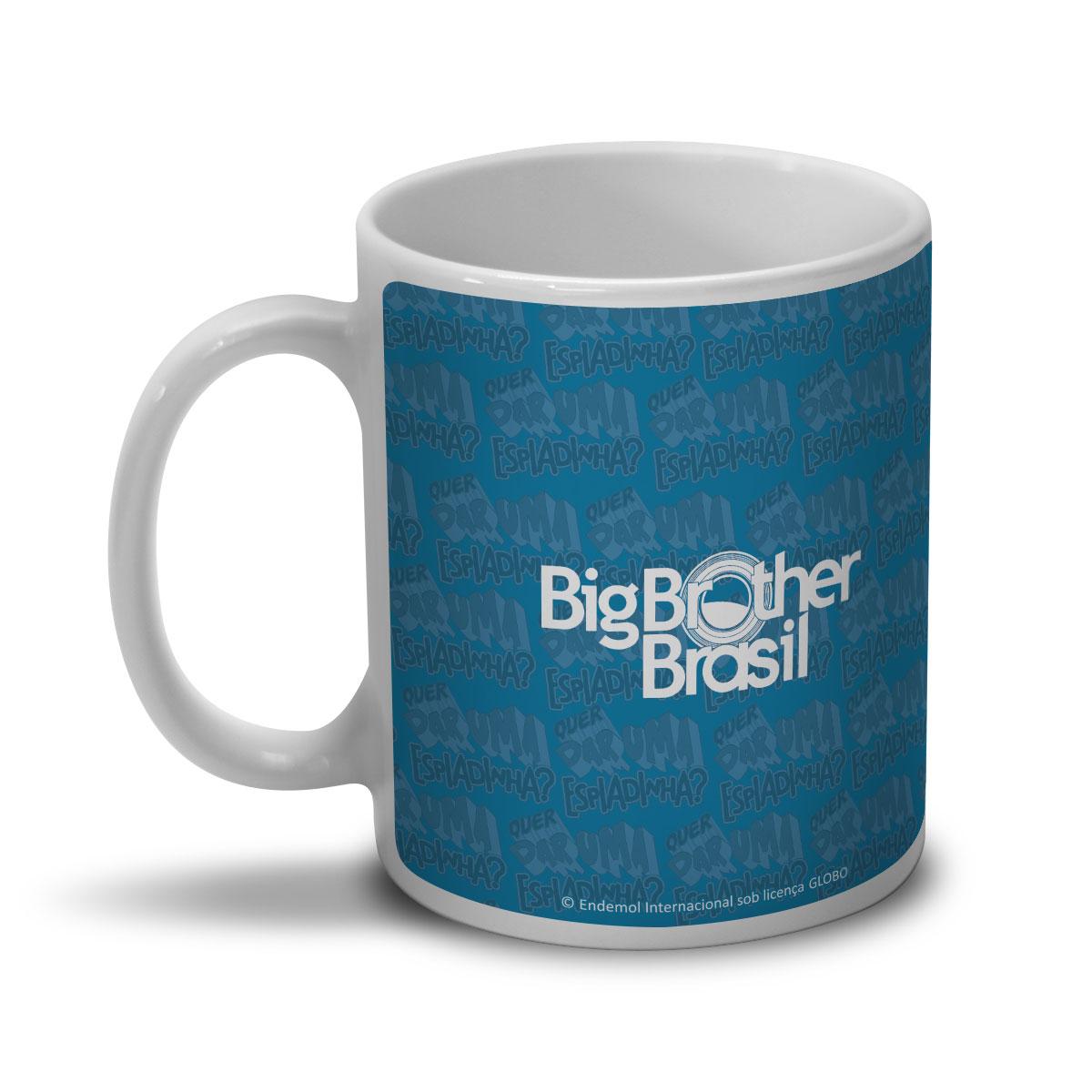 Caneca Big Brother Brasil 15 Espiadinha