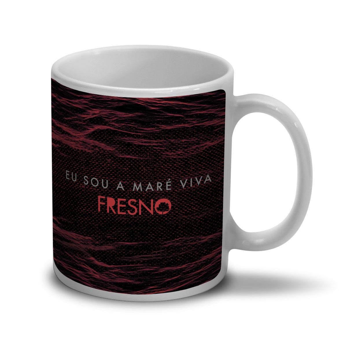 Caneca Fresno Eu Sou A Maré Viva