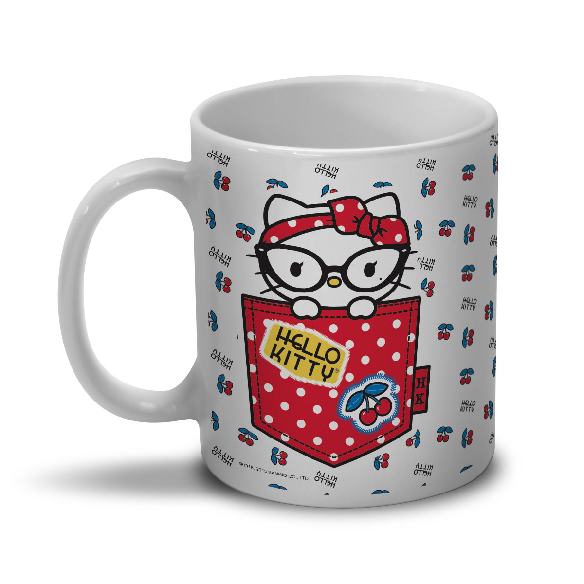 Caneca Hello Kitty Pocket
