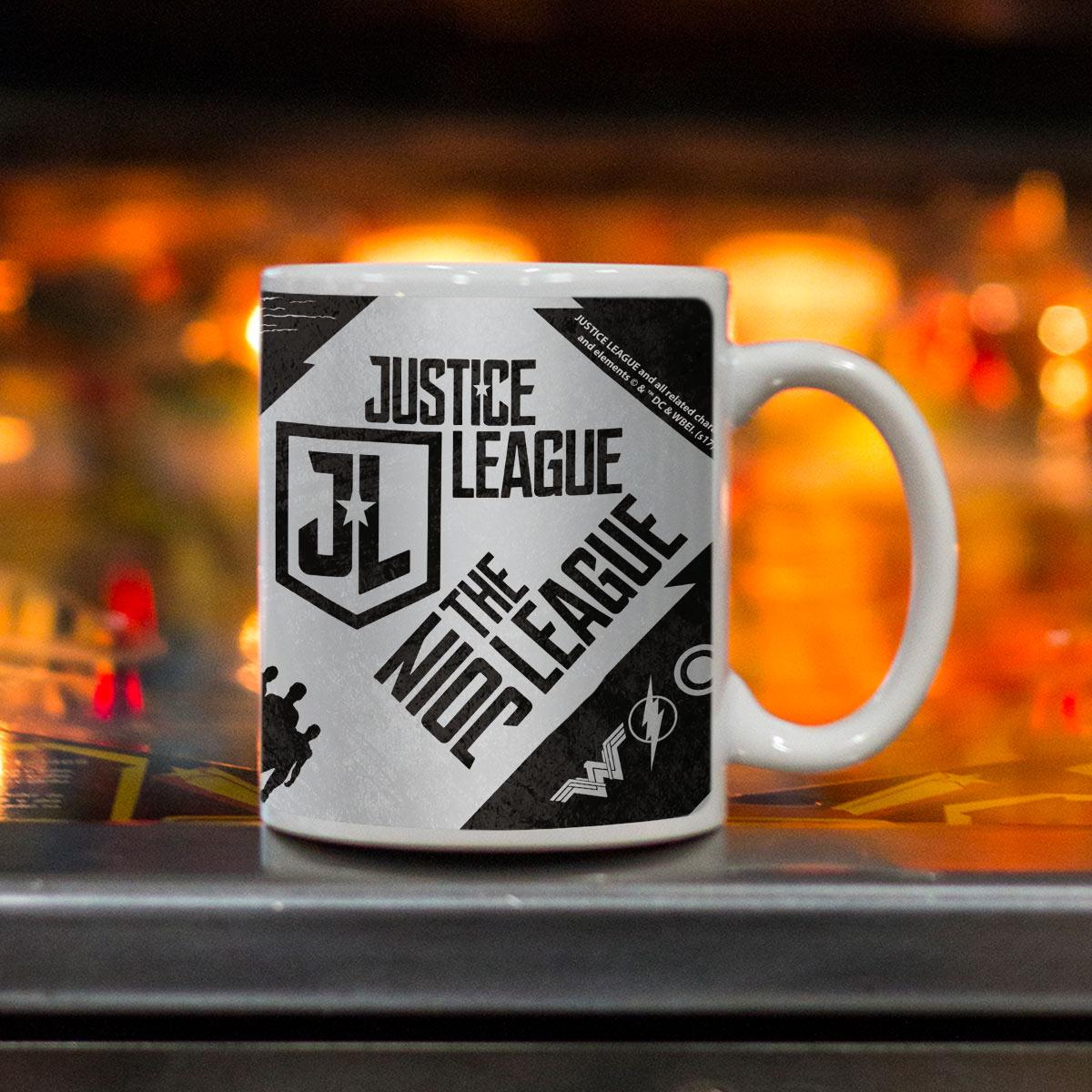 Caneca Liga da Justiça Cyborg Join The League