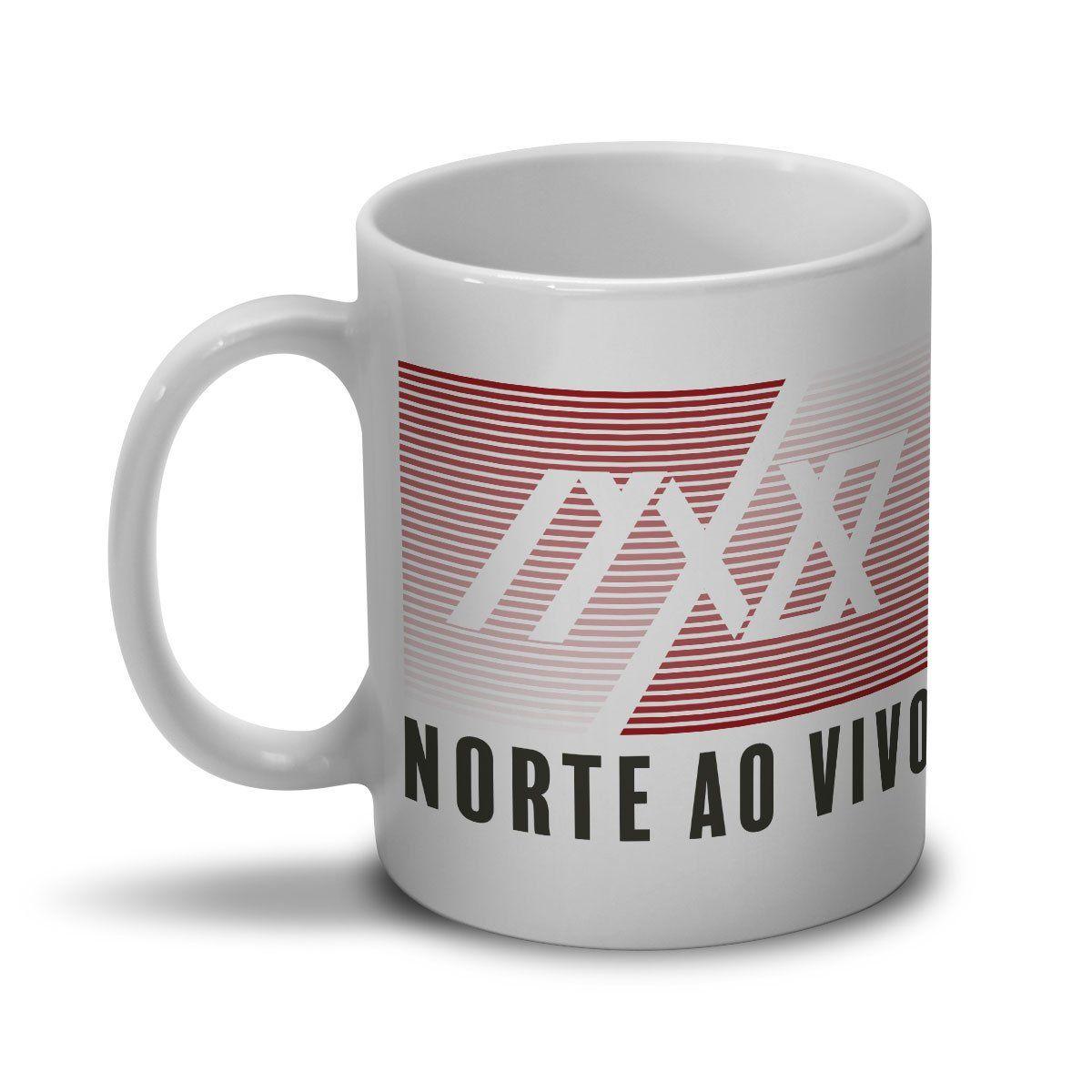 Caneca NXZero Norte ao Vivo