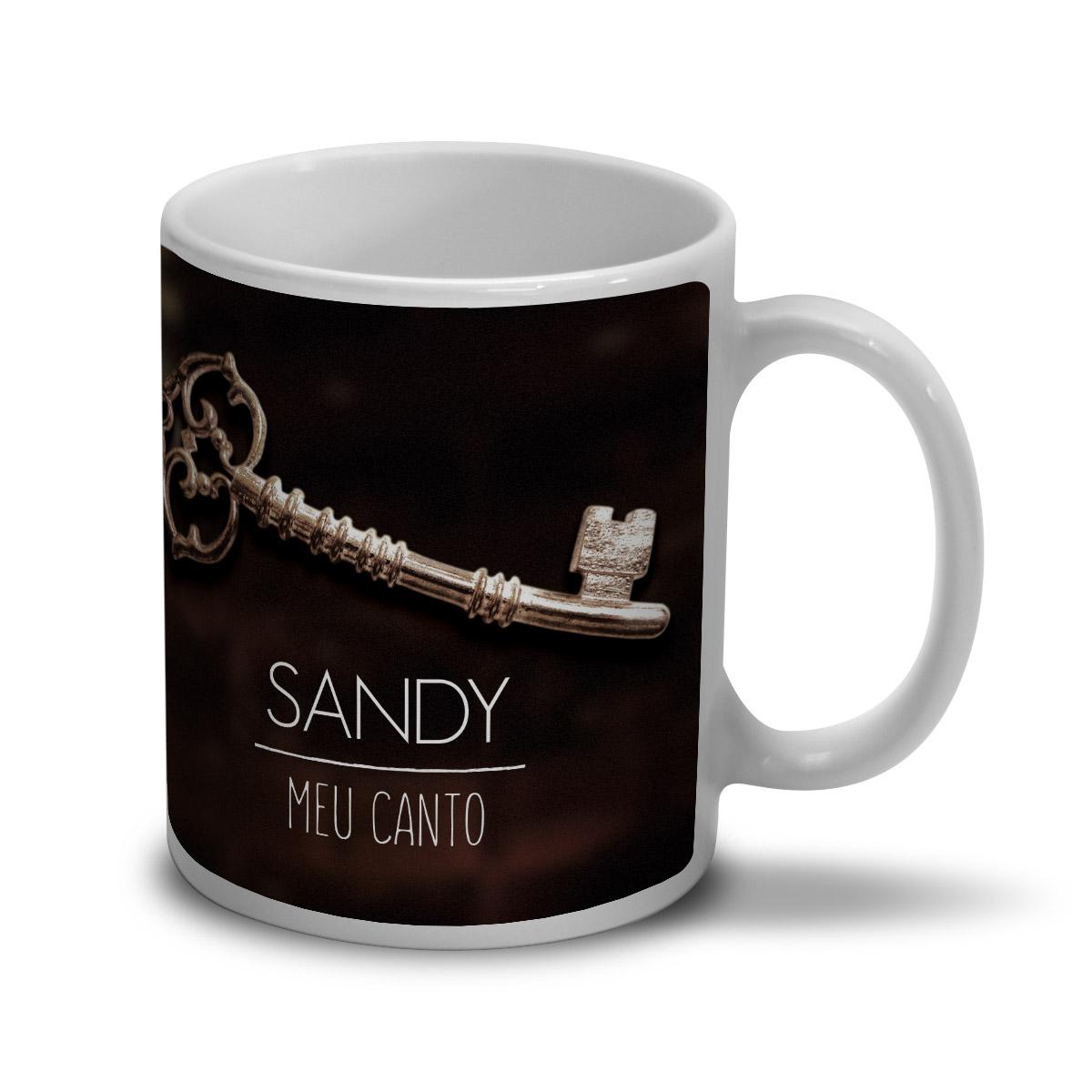 Caneca Sandy Chave