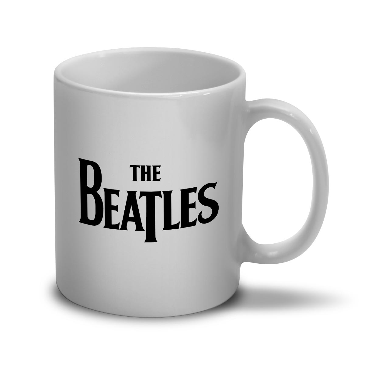 Caneca The Beatles England Flag