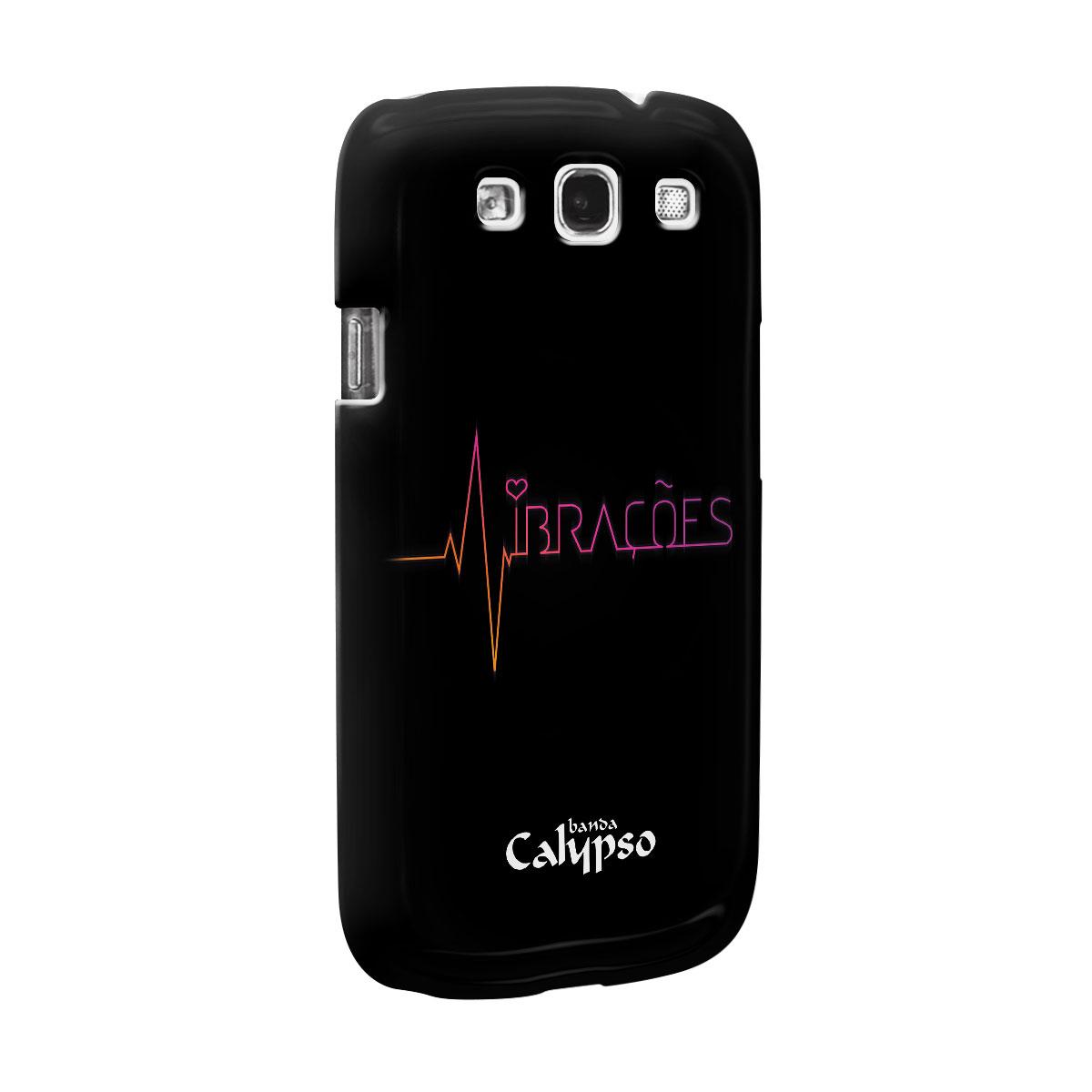 Capa de Celular Samsung Galaxy S3 Calypso Vibrações
