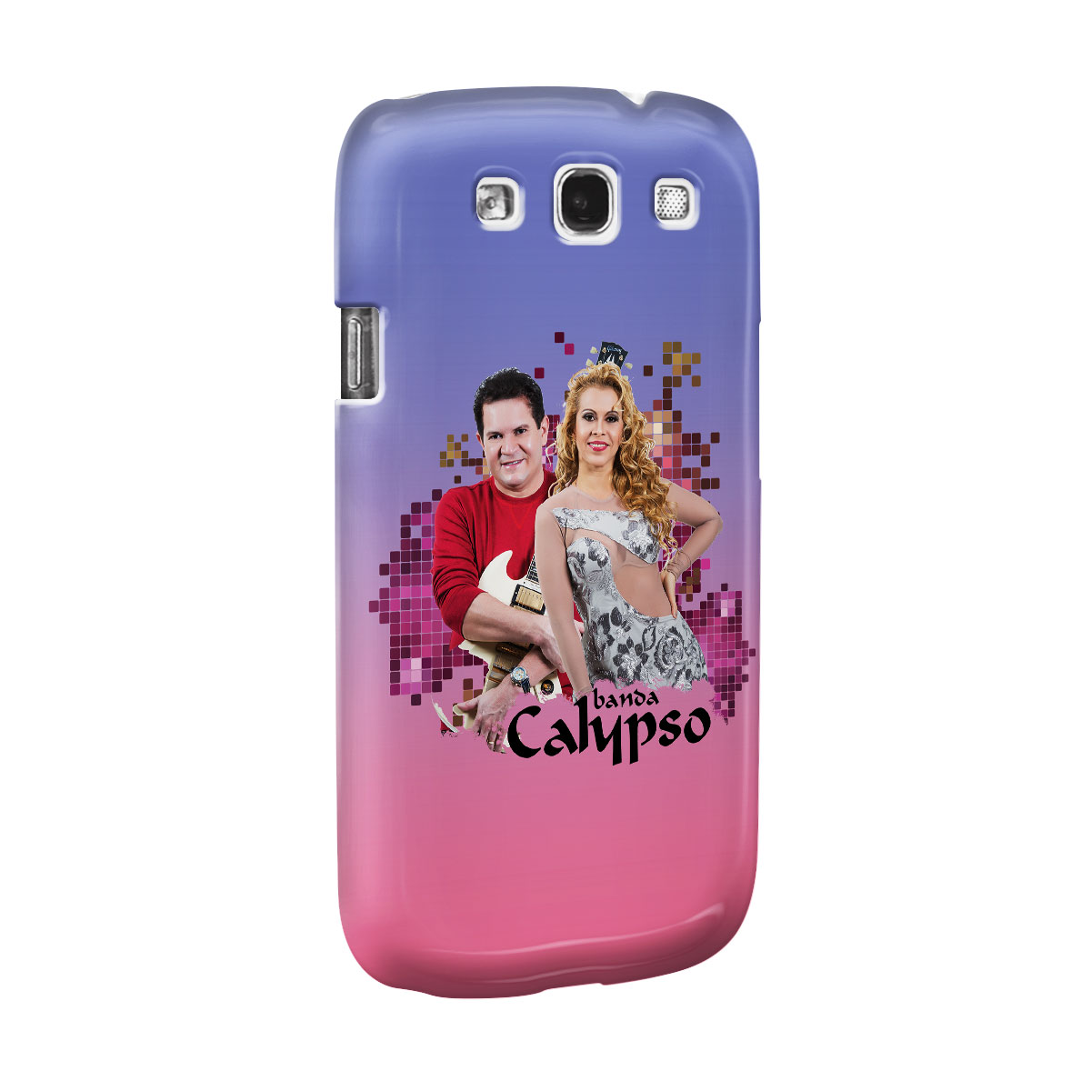 Capa de Celular Samsung Galaxy S3 Calypso Estrela do Meu Show
