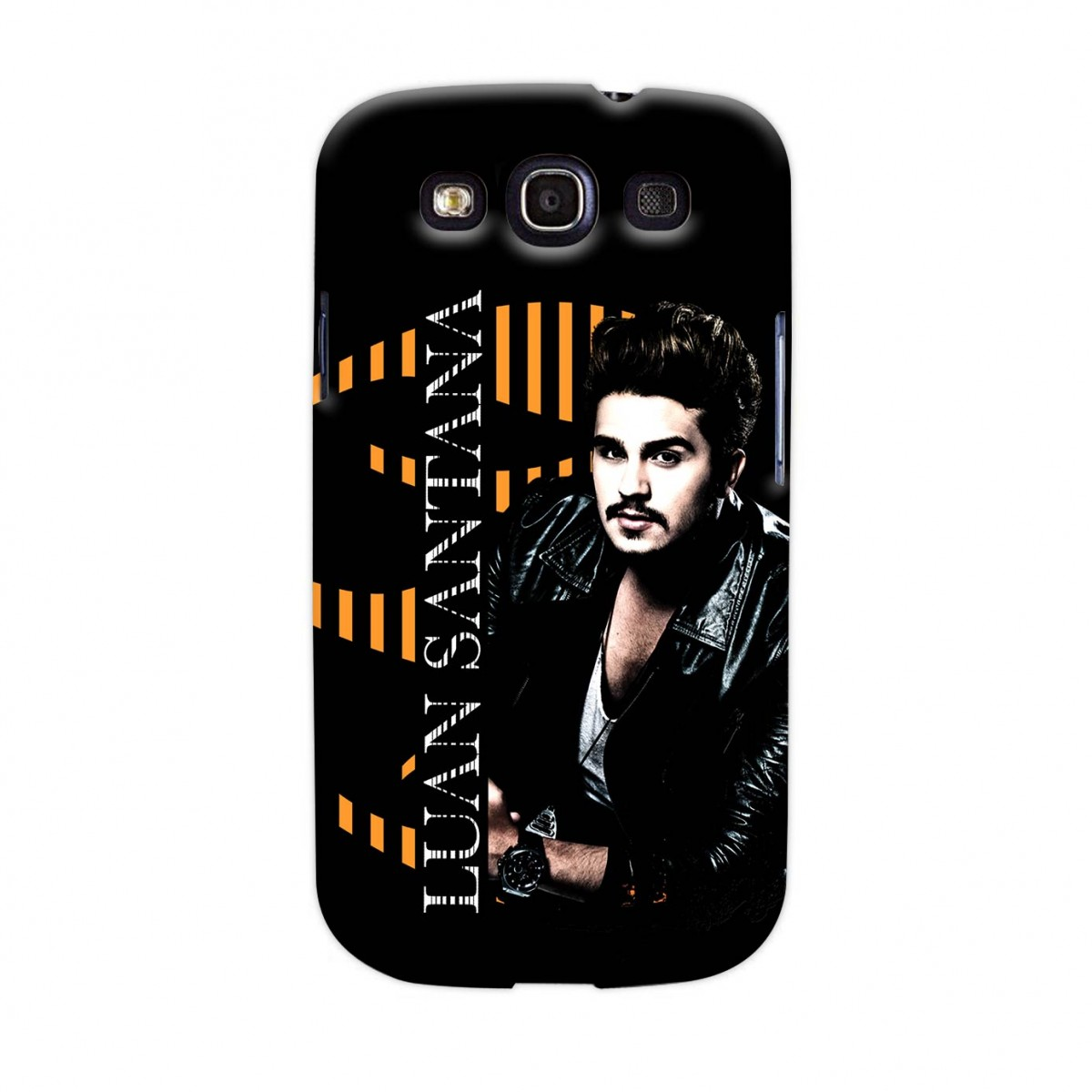 Capa de Celular Samsung Galaxy S3 Luan Santana Type