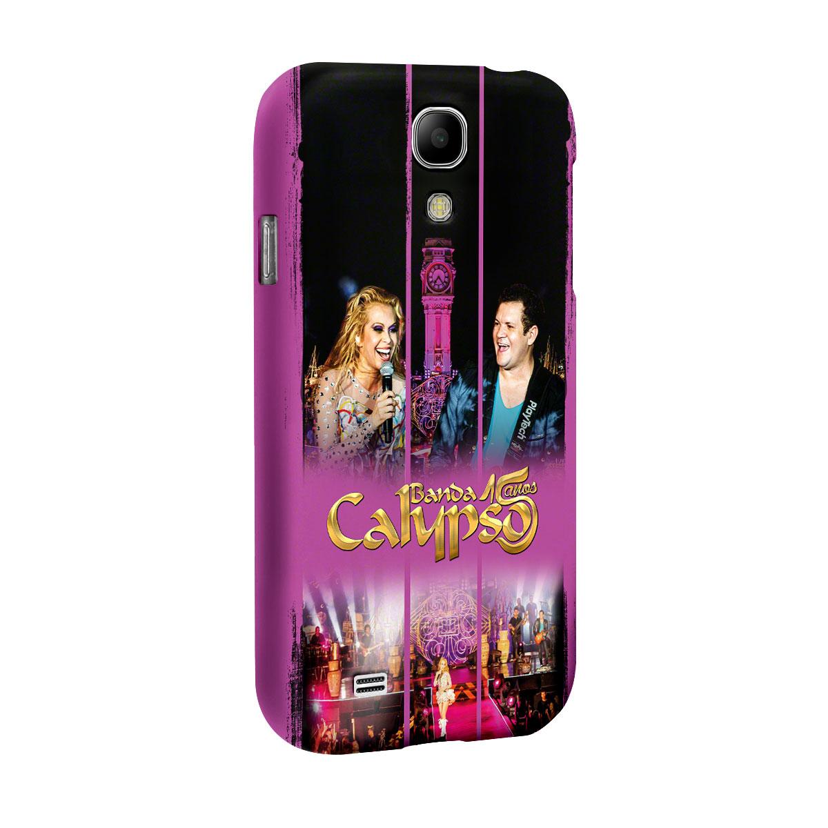 Capa de Celular Samsung Galaxy S4 Calypso 15 Anos