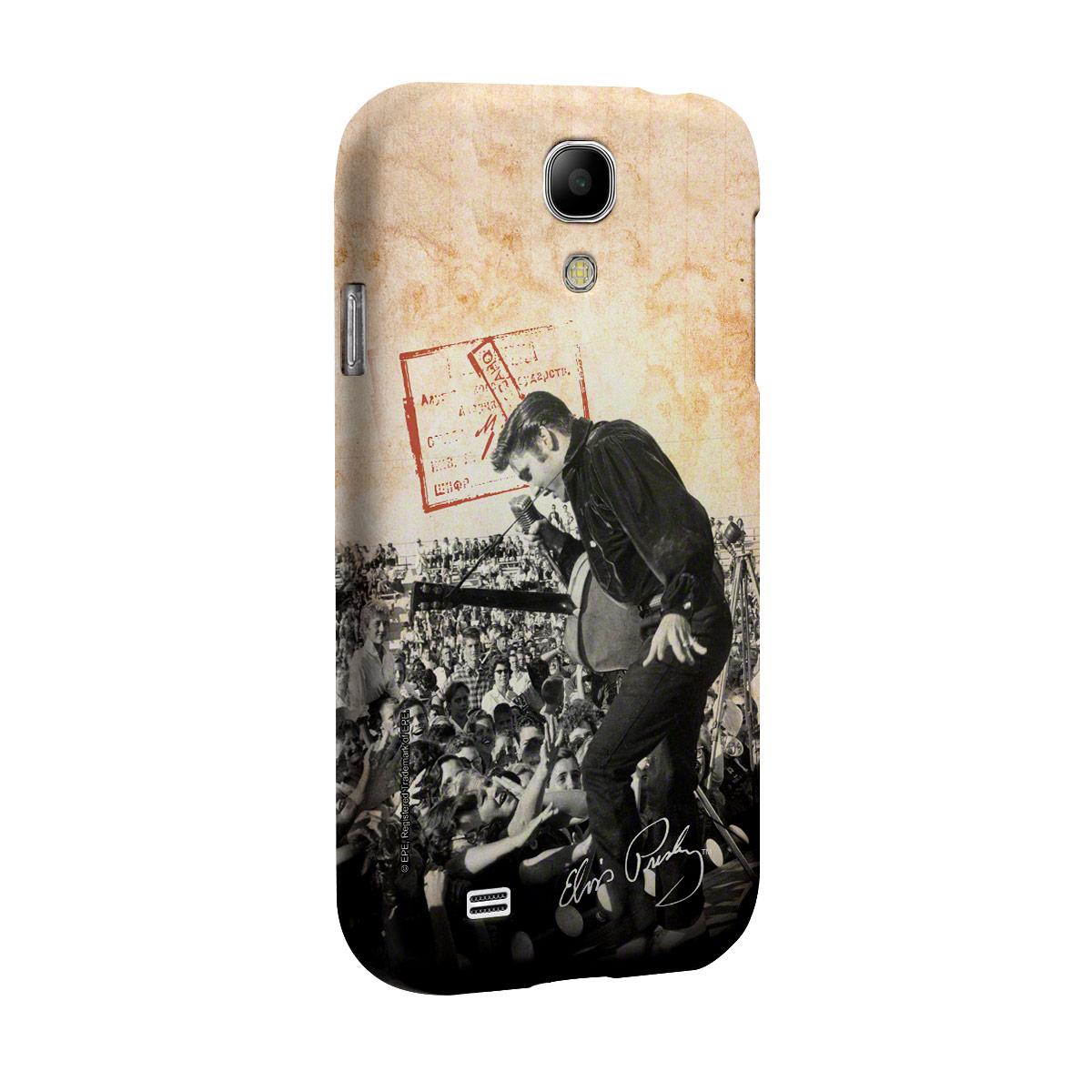 Capa de Celular Samsung Galaxy S4 Elvis At Mississippi