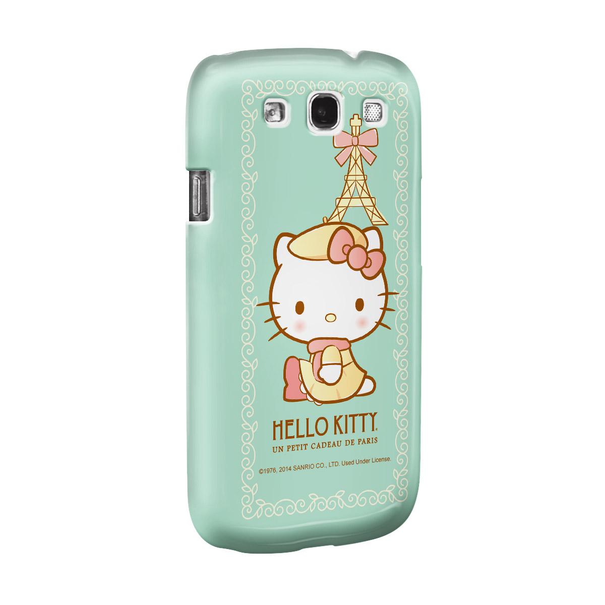 Capa de Celular Samsung S3 Hello Kitty Un Petit Cadeau