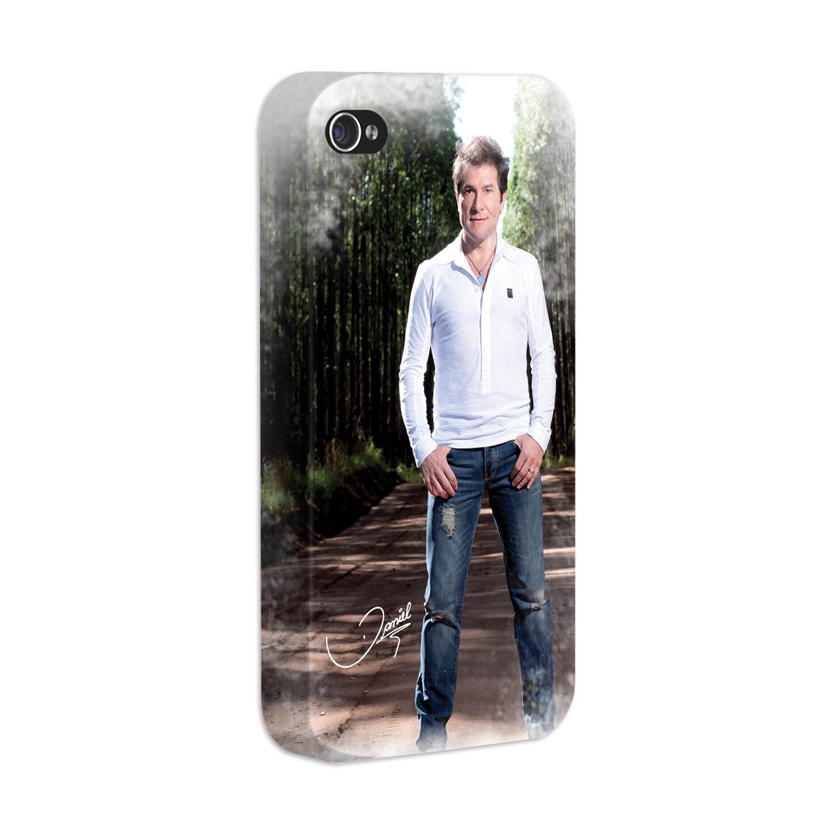 Capa de iPhone 4/4S Daniel Leva Meu Coracao