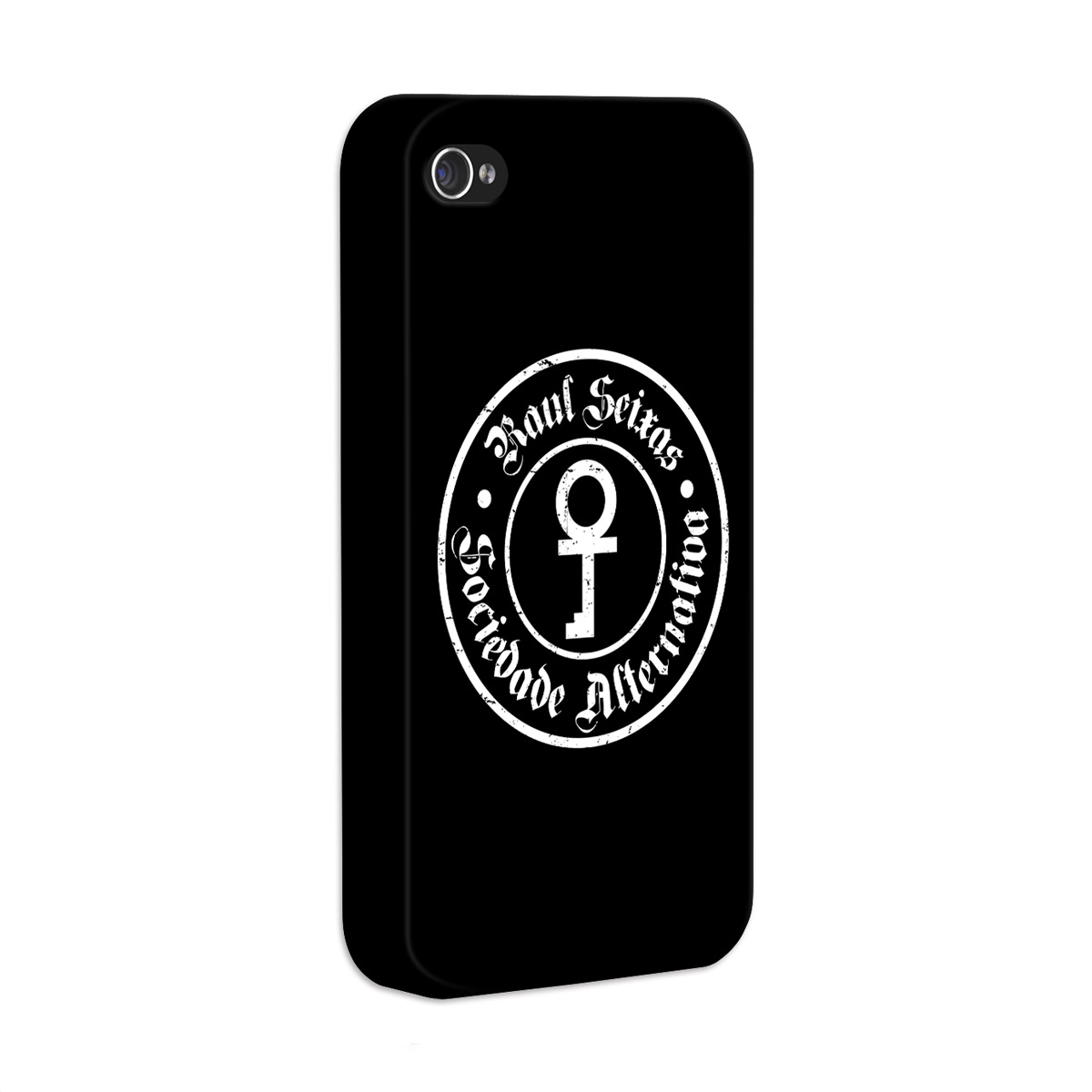Capa de iPhone 4/4S Raul Seixas Sociedade Alternativa