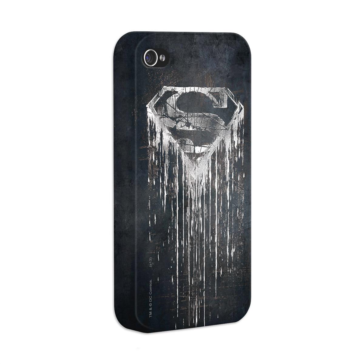 Capa de iPhone 4/4S Superman - Steel Melting