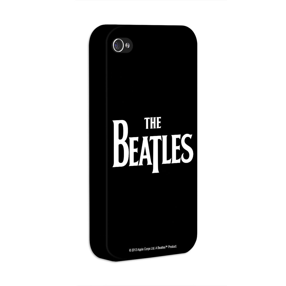 Capa de iPhone 4/4S The Beatles Classic Logo