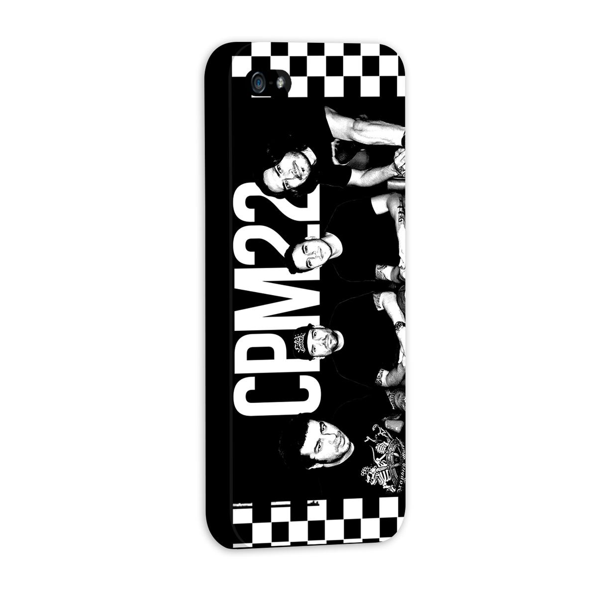 Capa de iPhone 5/5S CPM 22 Foto