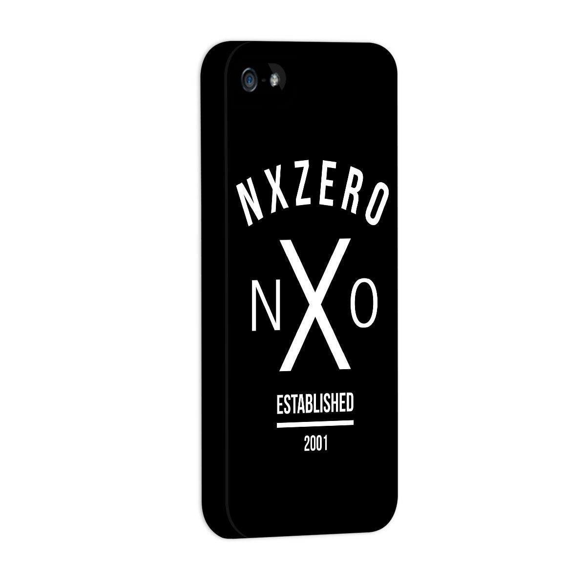 Capa de iPhone 5/5S NXZero NX0
