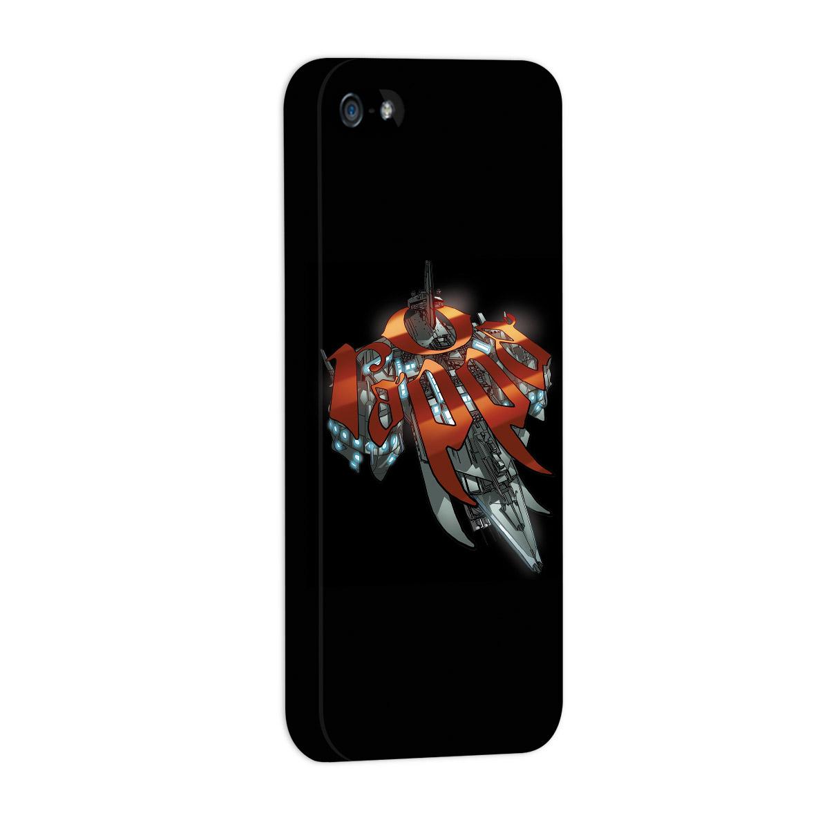 Capa de iPhone 5/5S O Rappa Nunca Tem Fim