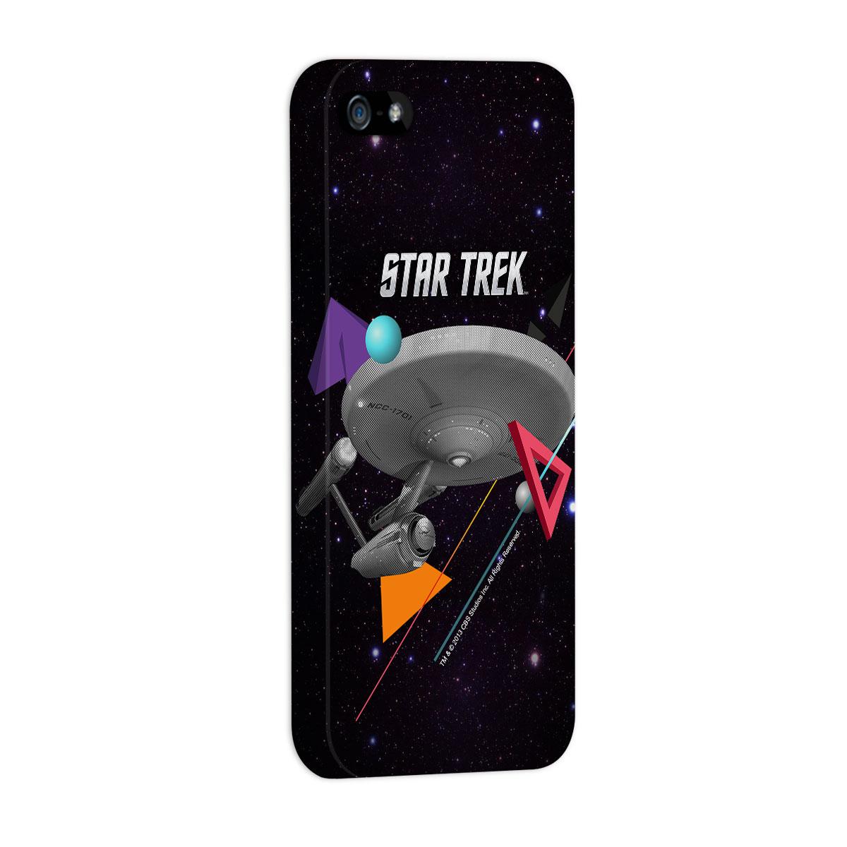 Capa de iPhone 5/5S Star Trek Enterprise