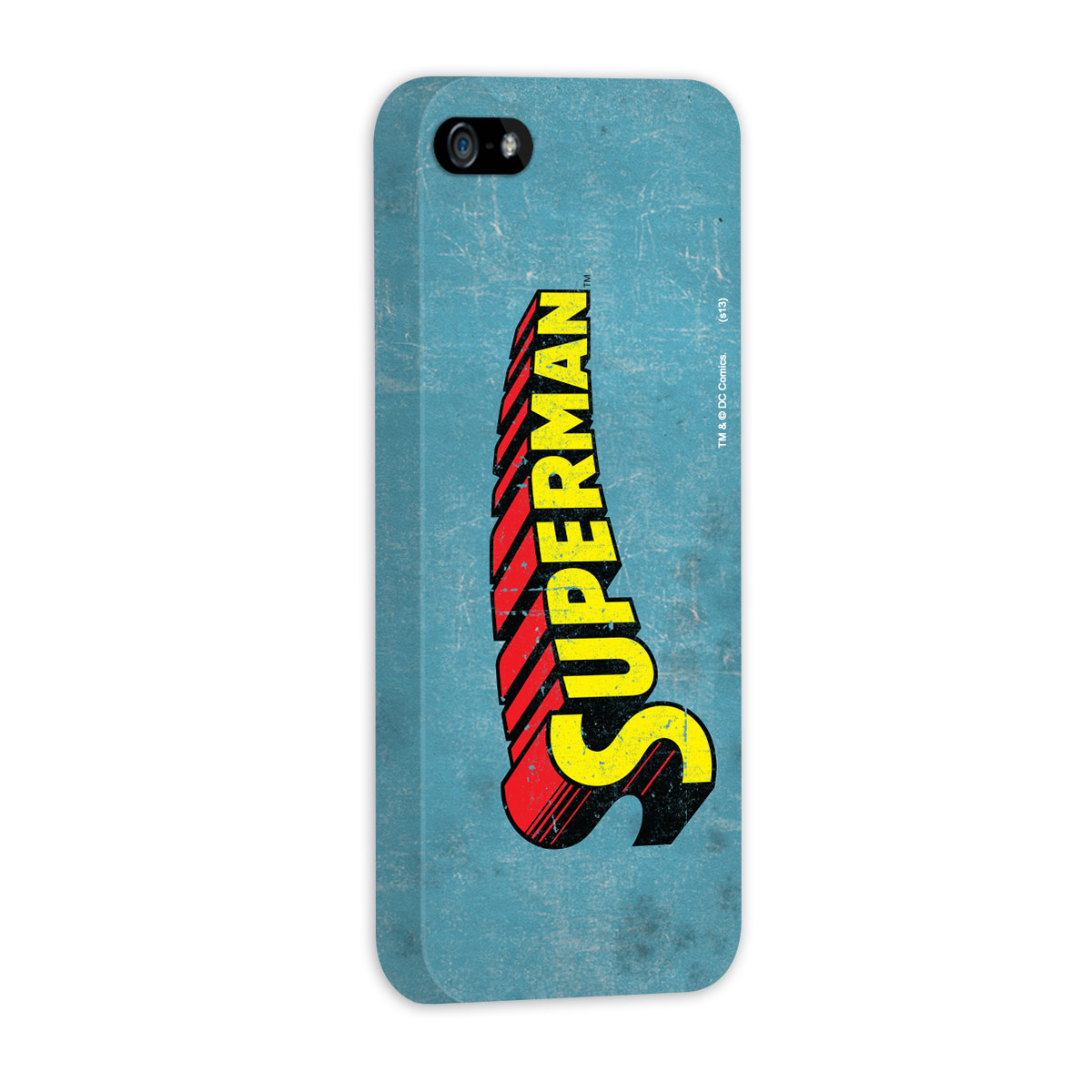 Capa de iPhone 5/5S Superman - Logo Clássico