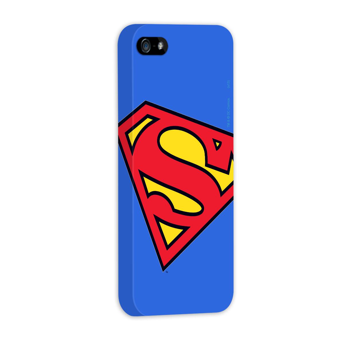 Capa de iPhone 5/5S Superman - Logo Superman Oficial