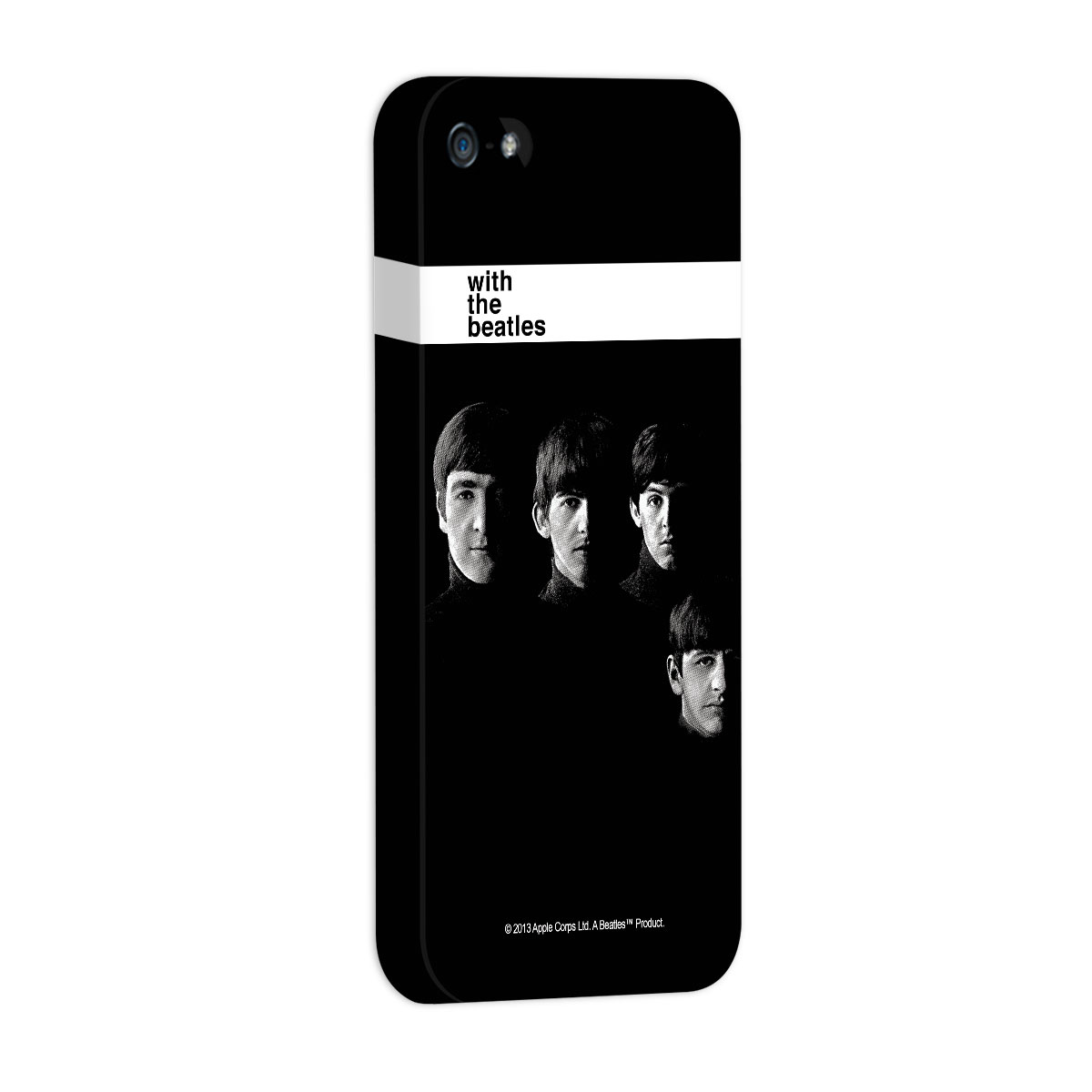 Capa de iPhone 5/5S The Beatles With The Beatles