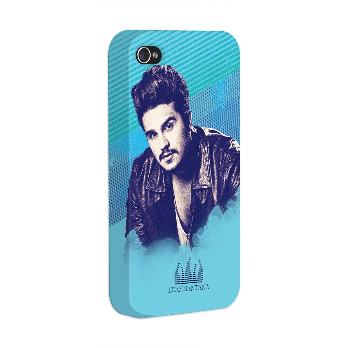 Capa iPhone 4/4S Luan Santana Sky