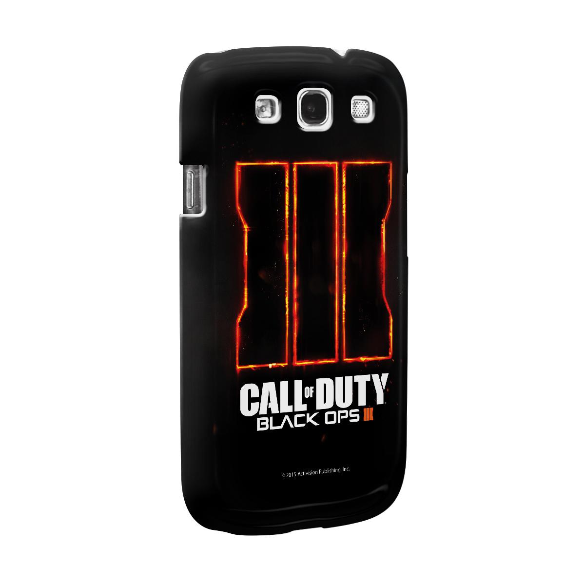Capa para Galaxy S3 Call of Duty Stripes 2015